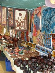 An African Market